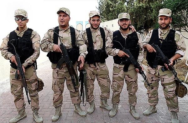 مدافعان حرم حضرت رقیه